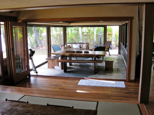 Design In Action The Kauai Lanai Before And After Trilogy