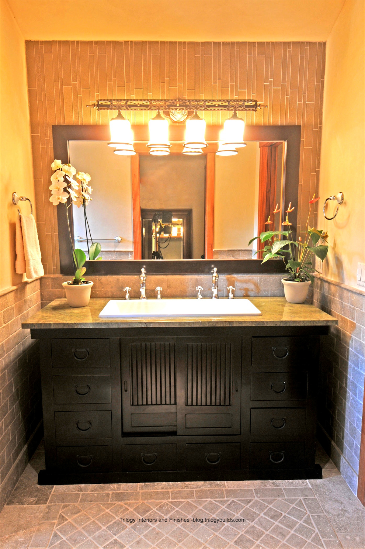 Remodeling Your Bathroom Consider These Vanity Trends Trilogy - Bathroom vanity renovations
