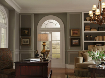 HGTV's top 7 interior design styles include a colonial office, a midcentury modern, a Victorian bathroom, and many more. Source: HGTV.com